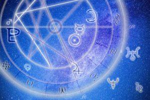 占星術のマーク